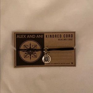"""Alex and Ani Kindred Cord Bracelet: """"Healing Love"""""""